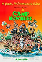 Camp Nowhere (1994) Poster