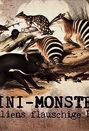 Mini-Monster - Australiens flauschige Räuber Poster
