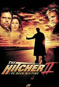 Jake Busey, C. Thomas Howell, and Kari Wuhrer in The Hitcher II: I've Been Waiting (2003)