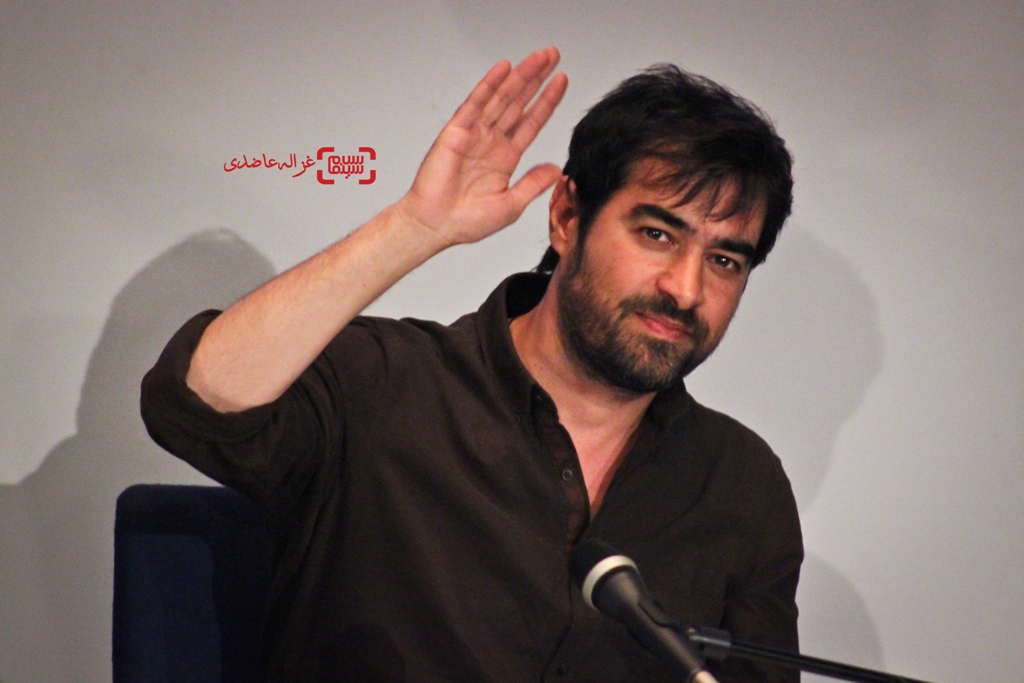 Shahab Hosseini at an event for Forushande (2016)