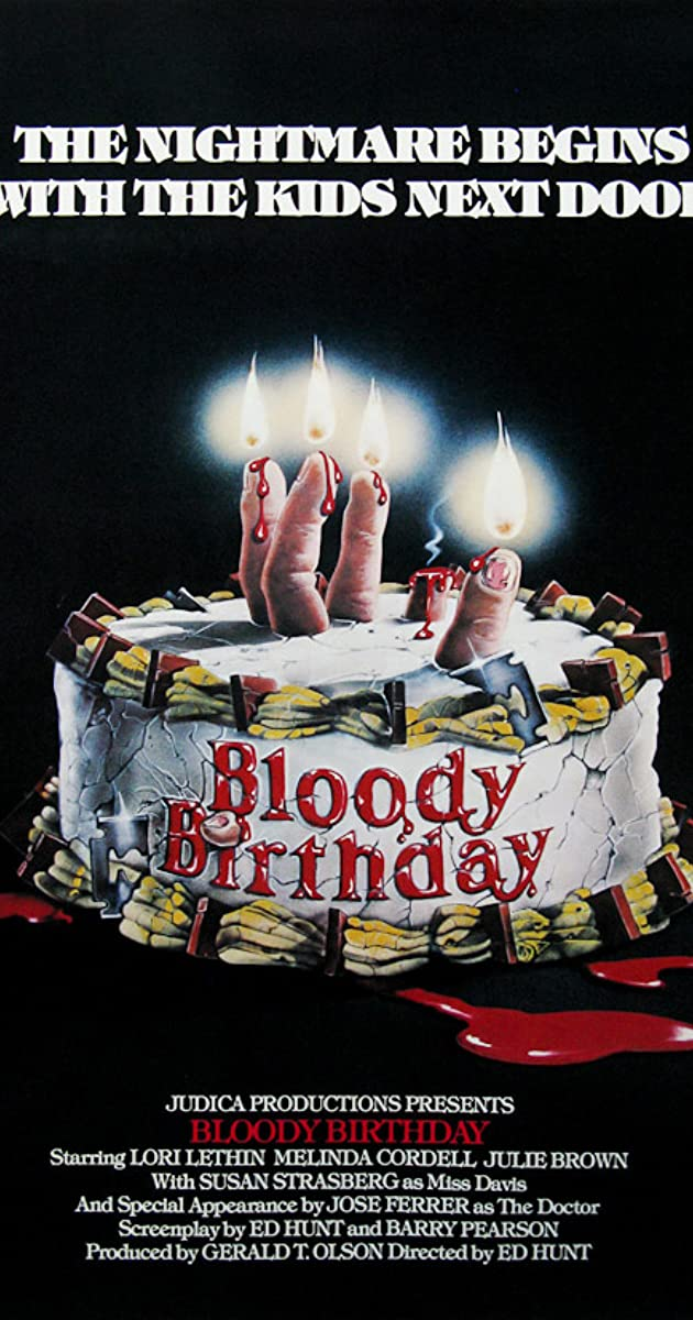Subtitle of Bloody Birthday