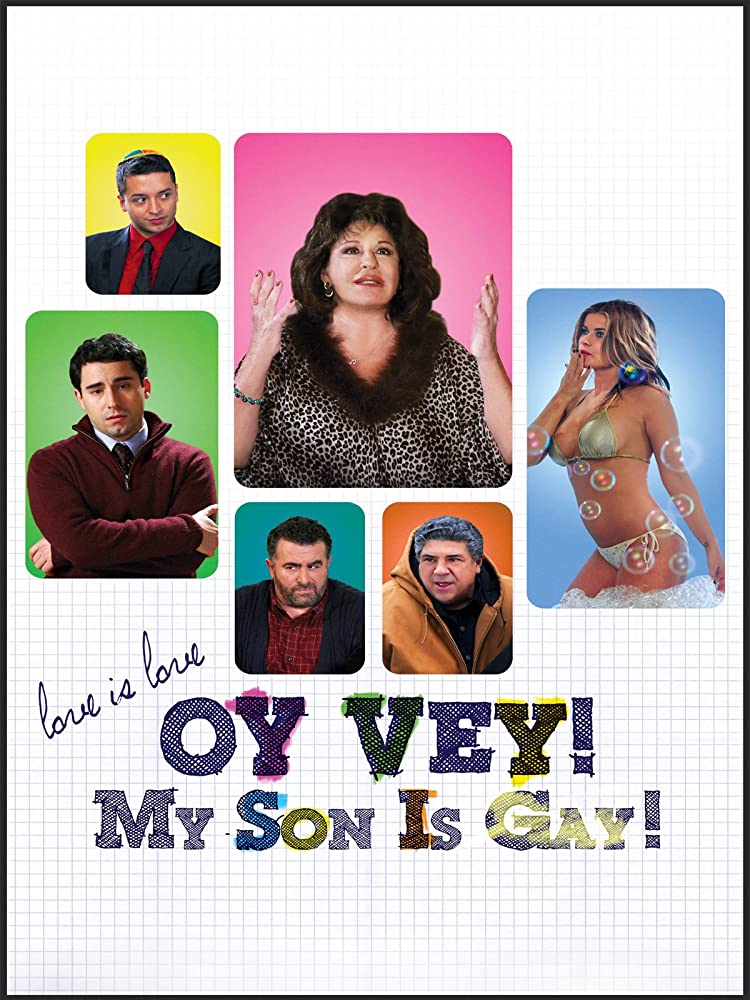 Oy Vey! My Son Is Gay! (2009) 720p HDRip [Tamil + Telugu + Hindi + Eng] – x264
