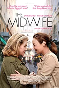 Catherine Deneuve and Catherine Frot in Sage femme (2017)