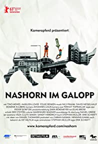 Primary photo for Nashorn im Galopp