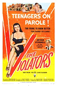 Full movies downloads free The Violators by [720x400]