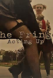 The Fringe: Acting Up Poster