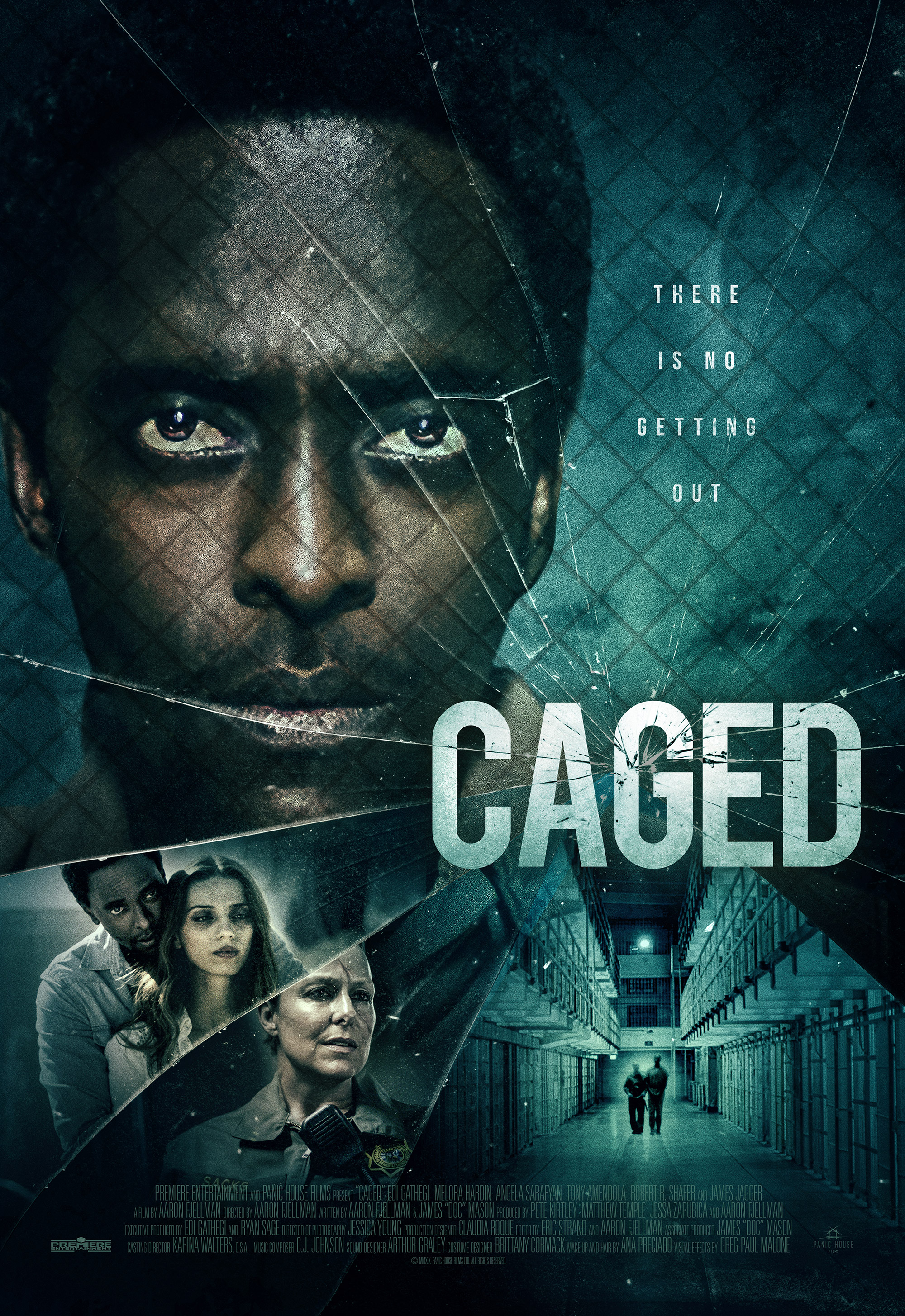 Caged (2021) poster image