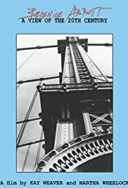 Berenice Abbott: A View of the 20th Century Poster
