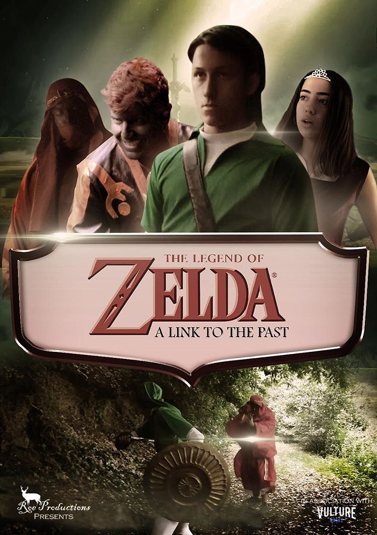 Assistir grátis Zelda Online sem proteção