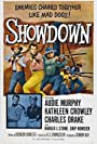 Audie Murphy, Kathleen Crowley, Charles Drake, and Harold J. Stone in Showdown (1963)