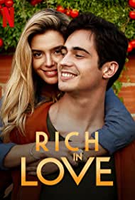 Giovanna Lancellotti and Danilo Mesquita in Ricos de Amor (2020)