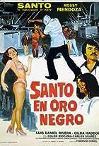 Night of San Juan: Santo in Black Gold