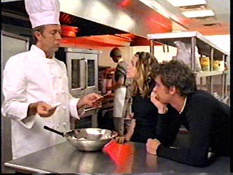 Benton Jennings in Winning London (2001)
