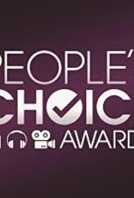 Primary photo for The 1st Annual People's Choice Awards