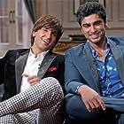 Arjun Kapoor and Ranveer Singh in Koffee with Karan (2004)