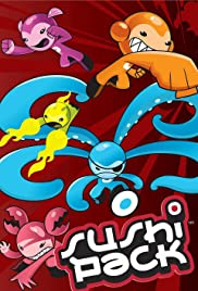 Sushi Pack Poster