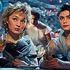 Tatyana Bestayeva and Maya Menglet in Matros s Komety (1958)