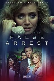 False Arrest (1991) Poster - Movie Forum, Cast, Reviews