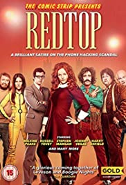 The Comic Strip Presents Redtop Poster