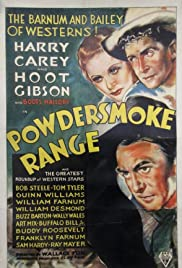 Powdersmoke Range Poster