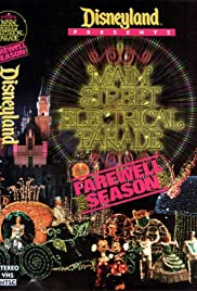 Backstage Disney: The Main Street Electrical Parade Poster