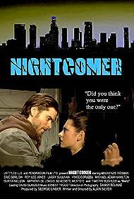 Mackenzie Rosman and Eric Gorlow in Nightcomer (2013)