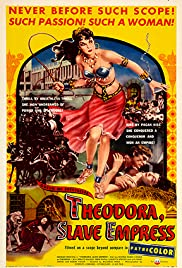 Theodora, Slave Empress Poster