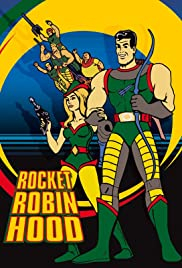 Rocket Robin Hood Poster - TV Show Forum, Cast, Reviews