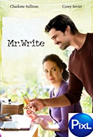 Mr. Write Poster