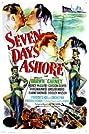 Seven Days Ashore (1944) Poster
