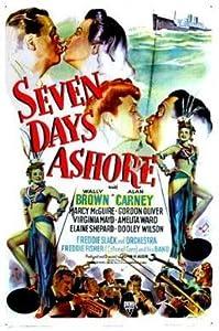 New movie full hd download 2018 Seven Days Ashore [avi]