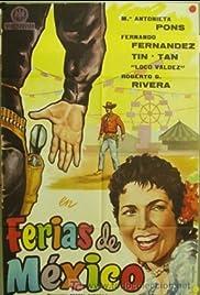 Ferias de México Poster