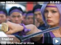 Doa Dead Or Alive 2006 Imdb