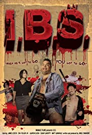 I.B.S. Poster