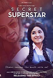 Secret Superstar Poster