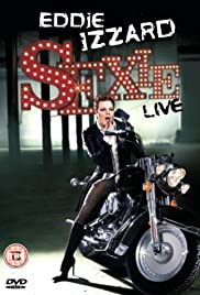 Eddie Izzard: Sexie (2003) Poster - Movie Forum, Cast, Reviews