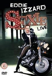 Eddie Izzard: Sexie Poster