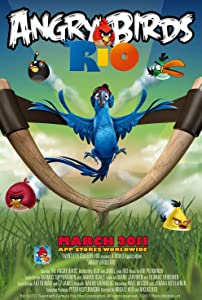 Downloads mp4 movies Angry Birds Rio by Satoshi Tajiri [h.264]