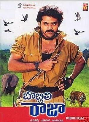 Gopalakrishna Paruchuri (story) Bobbili Raja Movie