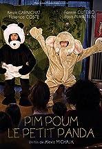 Pim-Poum le petit panda