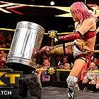 Nicola Glencross and Kanako Urai in WWE NXT (2010)