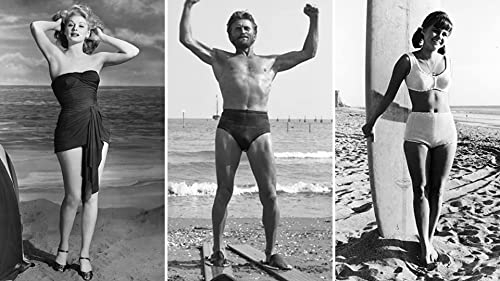 Vintage Looks: Stars at the Beach gallery