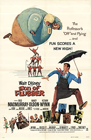 Son of Flubber Poster Image