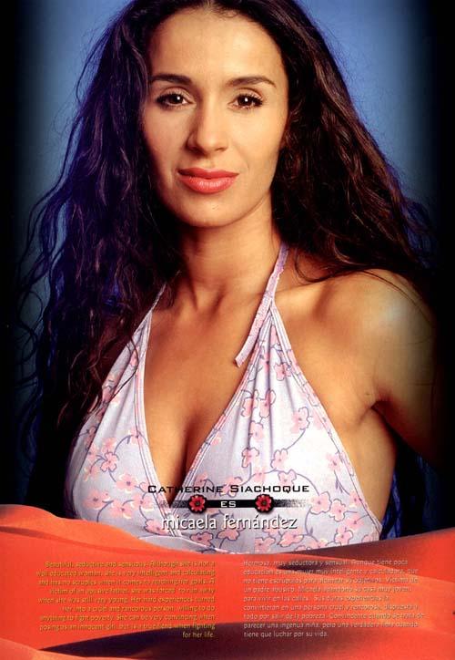 Catherine Siachoque in Amantes del Desierto (2001)