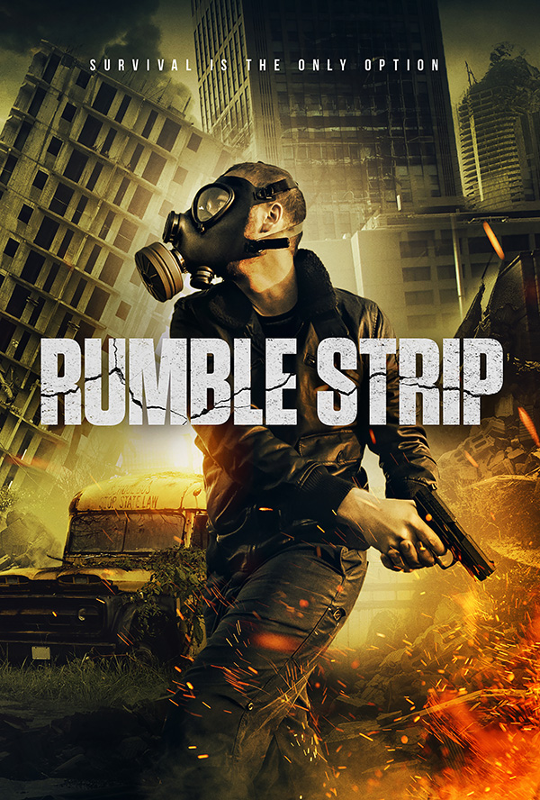 Rumble Strip 2020 English 720p HDRip 800MB Download