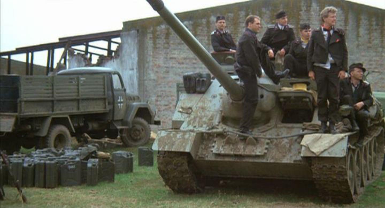 War Movie - The Misfit Brigade
