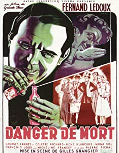 HD movie trailers 1080p download Danger de mort [480x640]