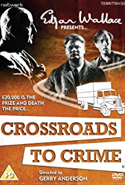 Crossroads to Crime Poster