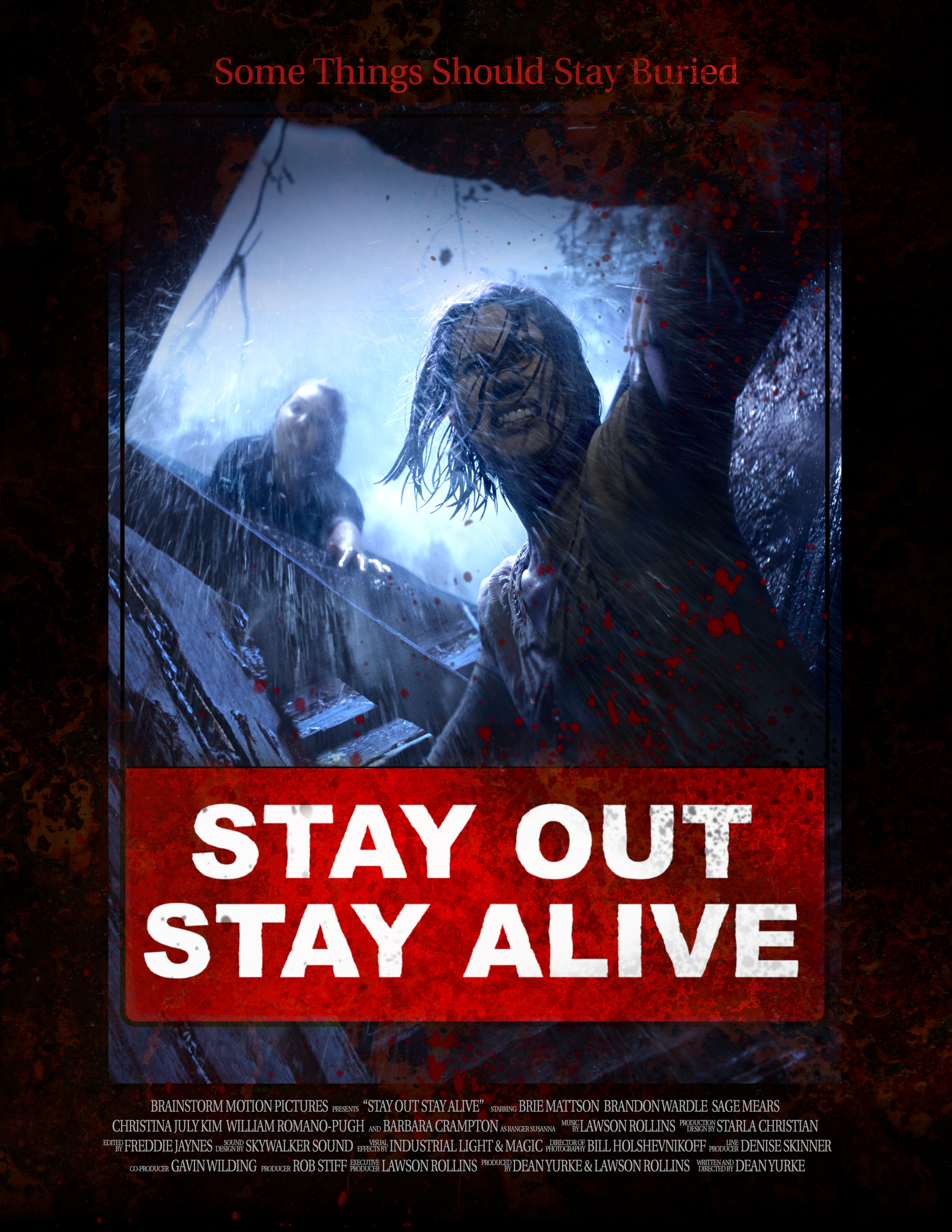 Stay Out Stay Alive 2019 Imdb