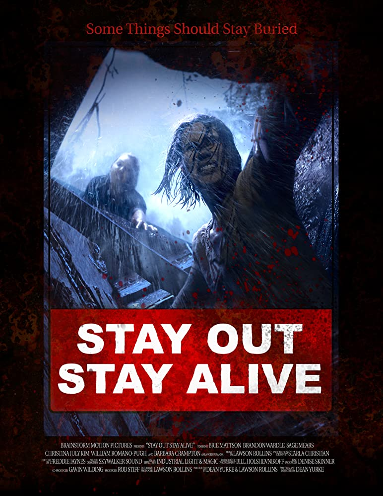 فيلم Stay Out Stay Alive مترجم